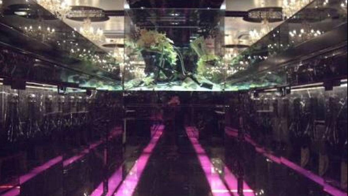 横浜のキャバクラ、グランビルの店内画像